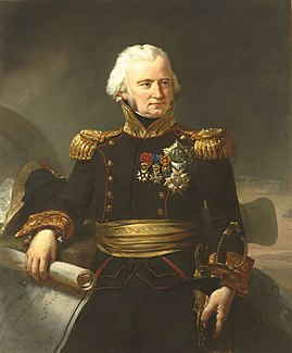Jean Ambroise Baston de Lariboisière French general in the Napoleonic Wars