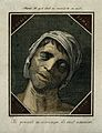 Jean Paul Marat. Coloured etching by J. L. Copia after J. L. Wellcome V0003838.jpg