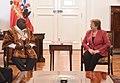 Jefa de Estado se reúne con Relator Especial de la ONU sobre Derechos a la Libertad de Reunión y Asociación (21657338080).jpg