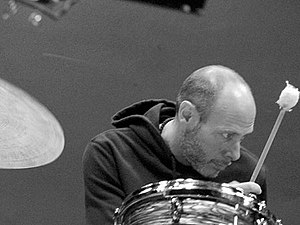 Jeff Ballard (musician) - Image: Jeff ballard 04