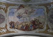 Jelenia Góra Kościół Łaski pw. Świętego Krzyża Malowidła na sklepieniach (6).JPG