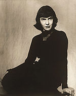Jennie Boddington in 1952 photographed by Erwin Rado (1914-1988).jpg