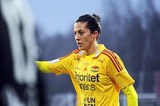 Jennifer Hermoso Spanish footballer