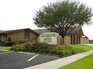 Jersey Village, Texas - Municipal Government Center