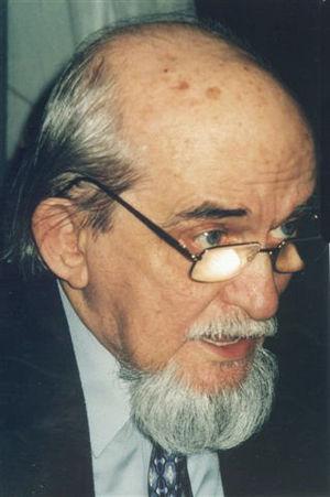 Jerzy Ficowski - Jerzy Ficowski, Warsaw (Poland), 2002
