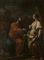 Jesús y la Samaritana en el pozo (Museo Nacional de Escultura de Valladolid).jpg