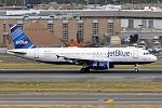 JetBlue Airways, N653JB, Airbus A320-232 (19559302054).jpg