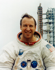 Jim Lovell at LC-39