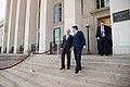 Jim Mattis with Thor Thordharson in Washington - 2018 (42087935642).jpg