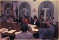 Jimmy Carter meets with the Advisory Committee of the International Women's Year. - NARA - 182989.tif