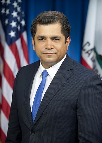 Jimmy Gomez - Gomez's official California Assembly portrait