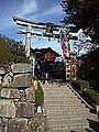 Jishu-jinja Shintô Shrine - Entrance.jpg