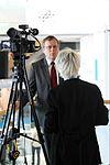 Johann-Dietrich Wörner, DLR Chairman. during the interview (7635808972).jpg