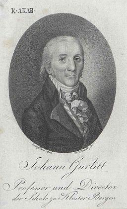 JohannGottfriedGurlitt