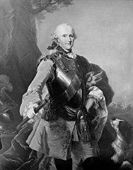 Portrait of Ferdinand of Brunswick