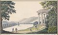 Johann Nepomuk Schürer von Waldheim Park von Neuwaldegg mit dem Dianatempel.jpg