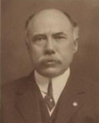 John A. Lesner - Image: John A Lesner 1912