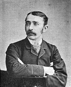 John Ambrose Fleming - Image: John Ambrose Fleming 1890
