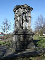 Monument to John Brooks