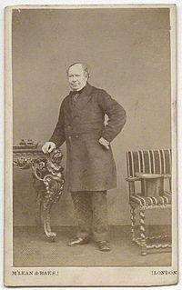 John Clowes Grundy British businessman