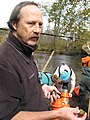 John Fridell sharing his mussel knowledge (5148885889).jpg