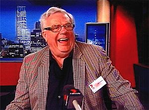 John K. Watts - John K. Watts at Channel 7 Studios Perth, 2009