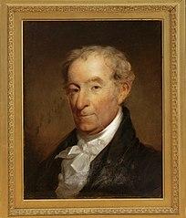 Portrait of Gilbert Stuart