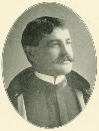 John W. Heavey - Heavey as a captain during the Spanish–American War