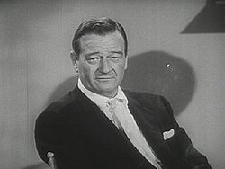 John Wayne i Challenge of Ideas, 1961