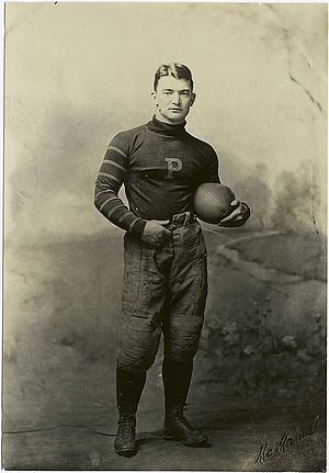 Johnny Poe - Princeton, circa 1892