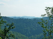 Johnson County, Kentucky scenery