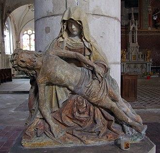 Joigny - Image: Joigny Eglise Saint André 4