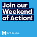 Join our Weekend of Action! (Hillary for NC).png