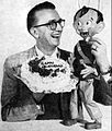 Jon Arthur and Sparkie No School Today 1957.jpg