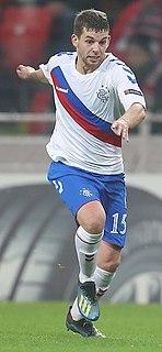 Jon Flanagan English association football player