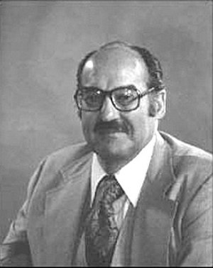 Joseph Smagorinsky - A photograph of Smagorinsky taken at GFDL. Date unknown.