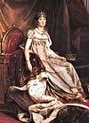 Cesarzowa Józefina, mal. François Gérard
