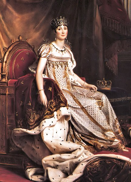 Fichier:Josephine de Beauharnais, Keizerin der Fransen.jpg