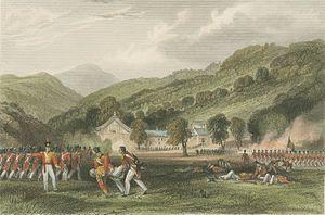 Battle of Chapu - Image: Joss House, Chapoo 1842