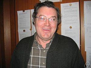 József Beck - Jozsef Beck in 2004