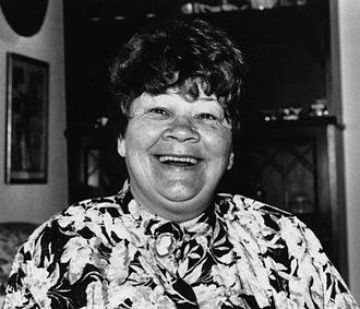 Joy Cowley - Cowley, probably before 1987