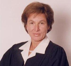 Ellen Segal Huvelle - Image: Judge Ellen Segal Huvelle official pic