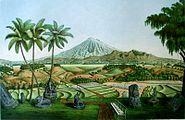Junghuhn Gunung Sumbing