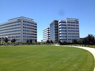 Juniper Networks - Juniper's headquarters in Sunnyvale