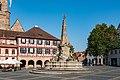 Königsplatz, Brunnen Schwabach 20190626 002.jpg