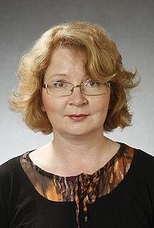 Yana Toom Estonian politician