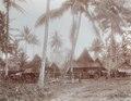KITLV - 100583 - Stafhell & Kleingrothe - Medan-Deli - Batak village, Sumatra - circa 1890.tif
