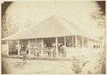 KITLV - 3793 - Buwalda, K. - Soerabaja - Javanese school in Surabaya - 1865.tif