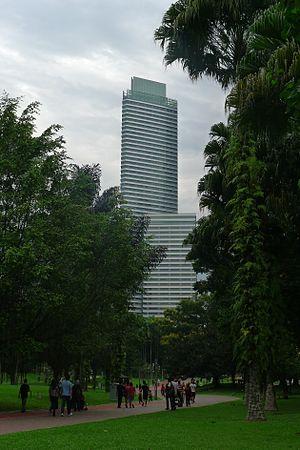 Petronas Tower 3 - Image: KL Menara Carigali, KLCC