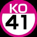 KO-41 station number.png
